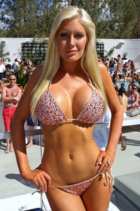 montag implants Heidi breast