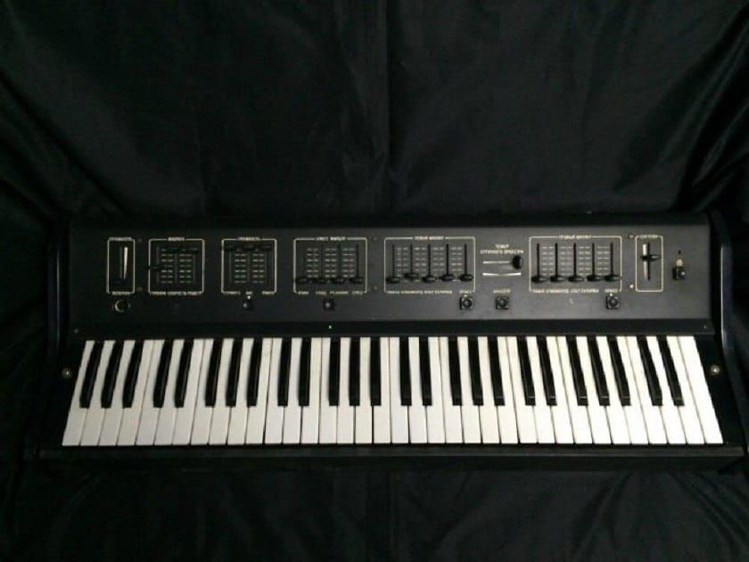 TOM-1501 Russian Rare Vintage Analog Synthesizer | Vintage