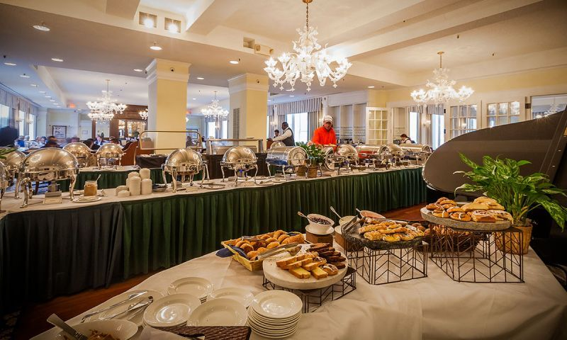 Carolina Dining Room At Pinehurst Is Lauded For Its Legendary Breakfast Buffet Visitnc
