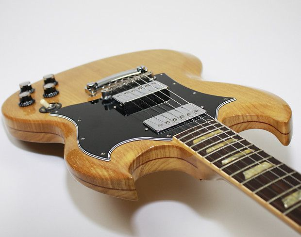 Gibson Korina SG Limited Edition 1993 Natural w/Case #121 of