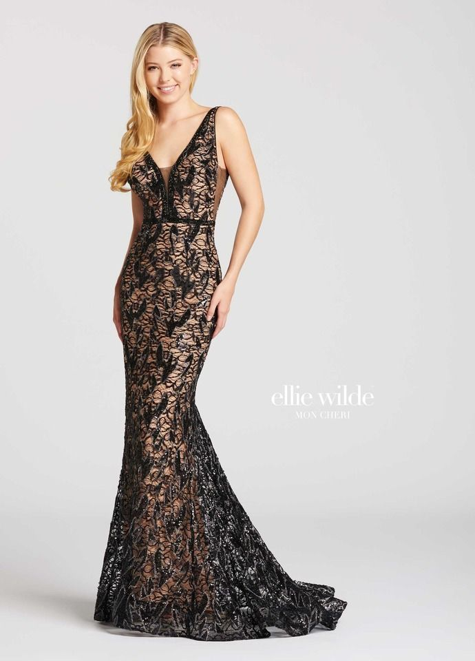 Ellie Wilde EW118087 - Formal Approach Prom Dress  a28b25e31
