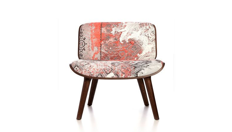 Captivating Sitting In The Warm Embrace Of The Nut Lounge Chair By Marcel Wanders You  Will Feel