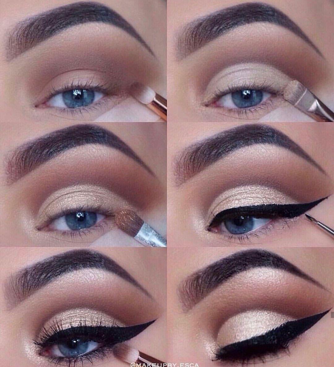 Pin by Raisha on Eye makeup ideas No eyeliner makeup