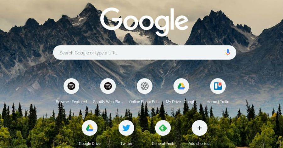 Change Your Google Search Page With A Few Easy Steps With Images