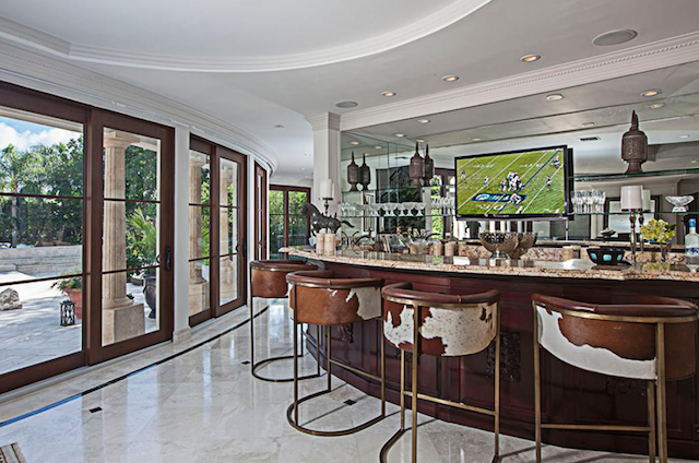 A Gallery Of Amazing Bars In Luxury Homes Bars For Home Home