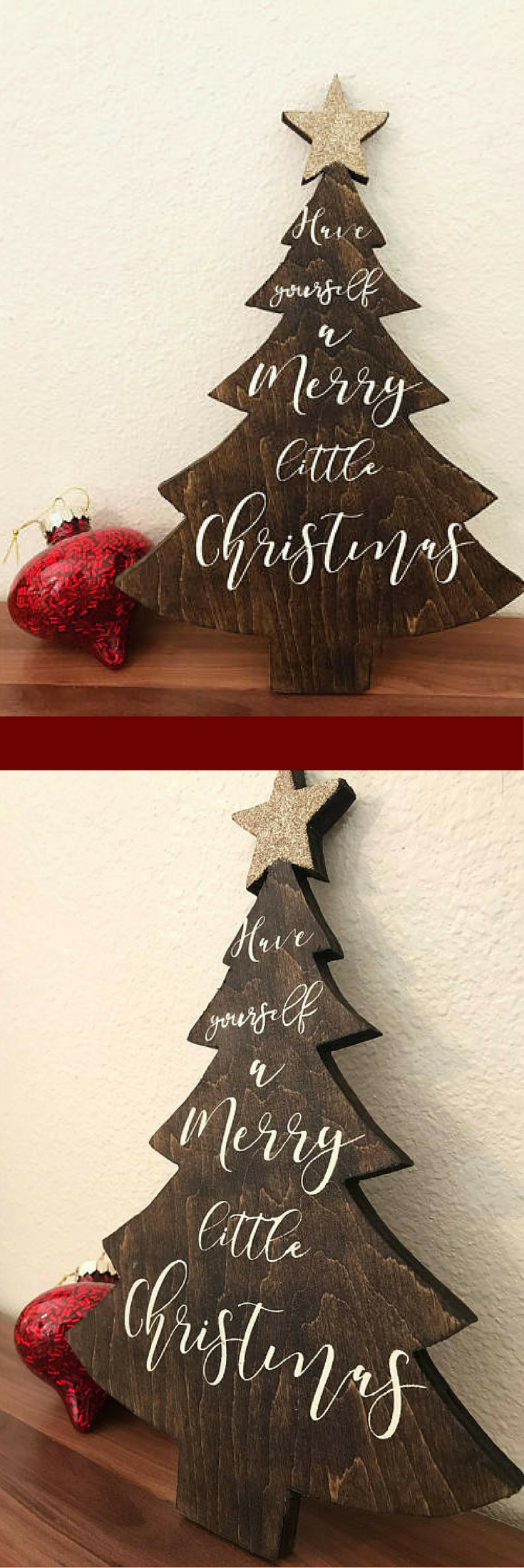 Have yourself a merry little christmas wooden christmas tree sign have yourself a merry little christmas wooden christmas tree sign christmas tree wood sign christmas decorations rustic christmas tree sign solutioingenieria Image collections