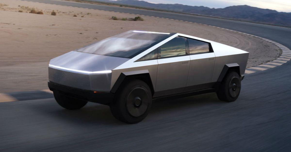 Elon Musk Says Tesla Might Make A Smaller Cybertruck Tesla Car