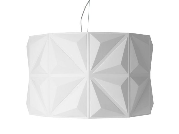 Present Time - Pendant lamp 3D Diamonds