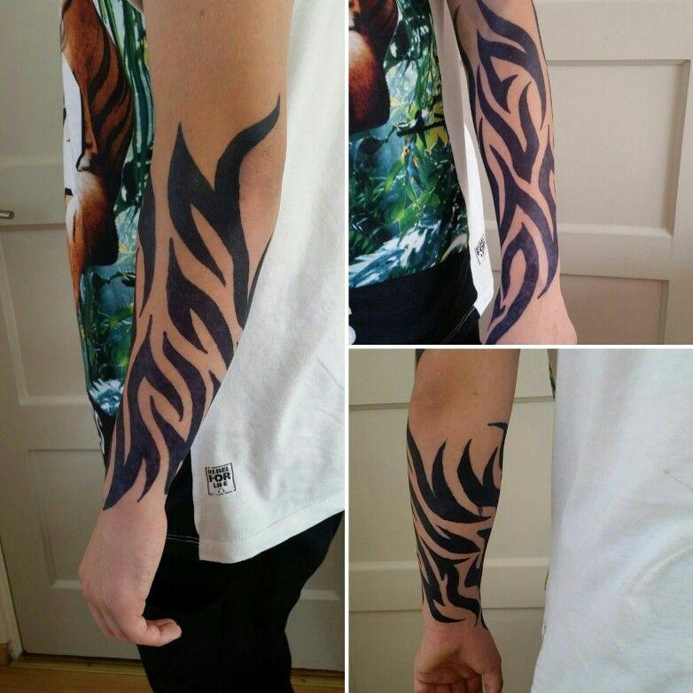 Waar Henna Tattoo Kopen: Jagua Tattoo (met Afbeeldingen)