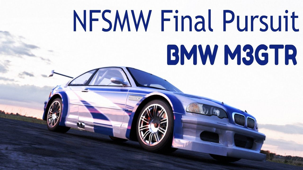 Need For Speed Most Wanted Final Pursuit Nfs Mw Final Round
