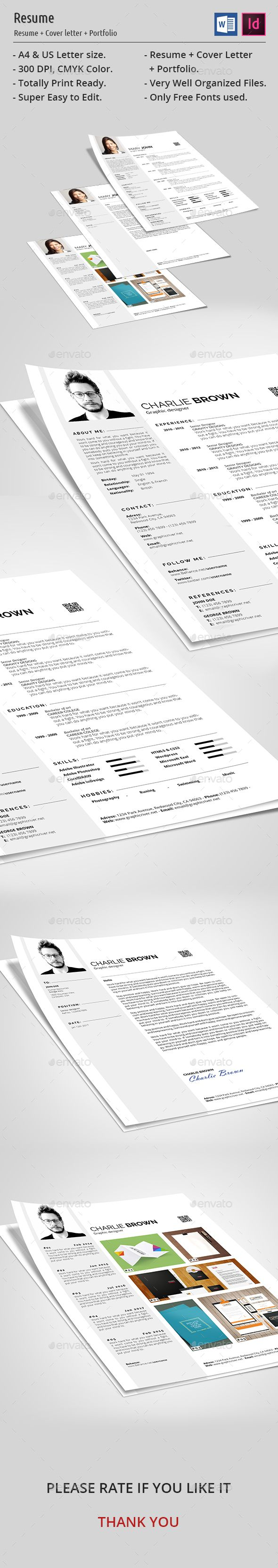 resume that can be edited