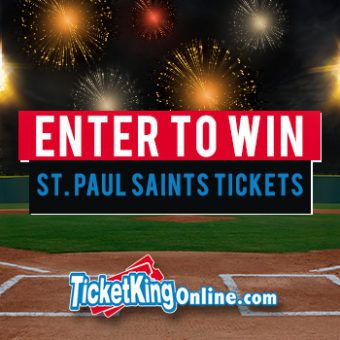 Enter For Your Chance To Win 4 Amazing Tickets To The St Paul Saints Vs Gary Southshore Railcats On Friday May 19th Fron Online Contest Saints Tickets Contest
