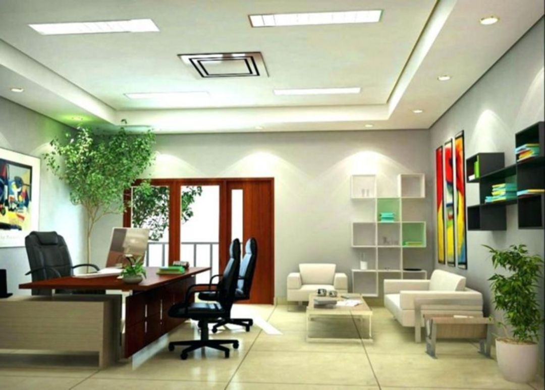 20 Awesome Small Office Design Ideas With Modern Concepts Modern