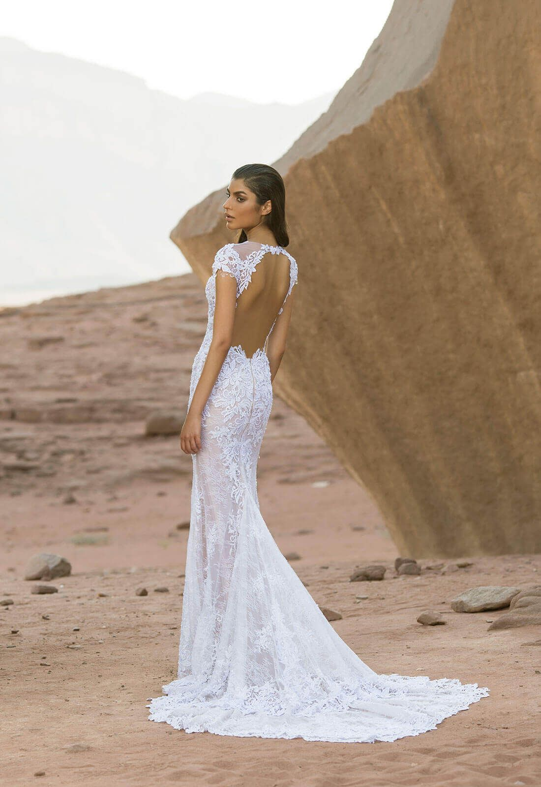 Pnina Tornai 2017 Wind Upon Water Collection Style no. 4456 ...