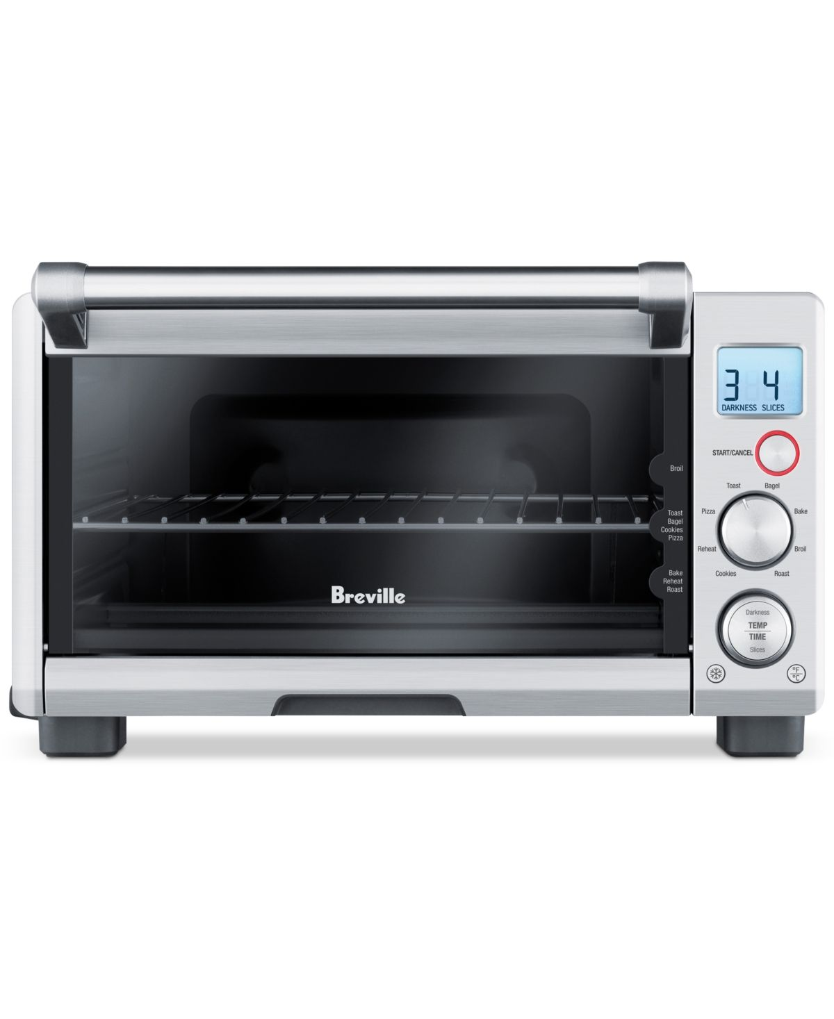 Breville Bov650xl Toaster Oven Compact Smart Reviews Small