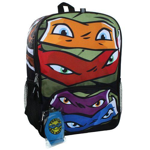 Age Mutant Ninja Turtles Classic Backpack Accessory Innovations Toys R Us