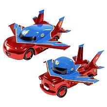 Disney Pixar Cars Take Flight Air Mater Die-Cast 2-Pk - McQueen Hawk, Mater Hawk