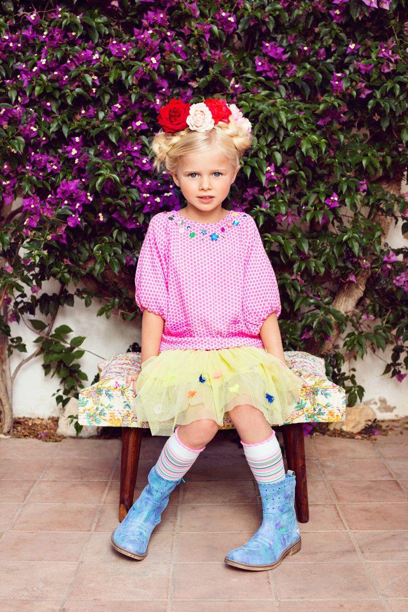 mim 1620 Yellow skirt