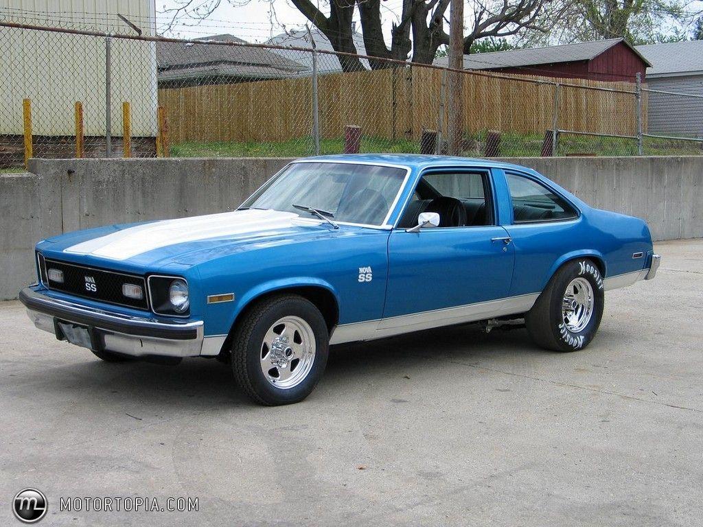 nova   1975 Chevrolet Nova SS id 1034   Motortopia   Cars ...