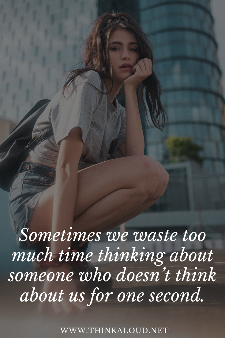 #thinkaloud #wastetime #thinkingabout #onesecond #lifegoeson #quotes #hopequotes  #inspirationalquotes #quoteoftheday #positivevibes