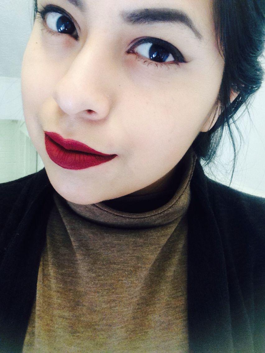 "Anastasia Beverly Hills Liquid Lipstick ""VAMP"""