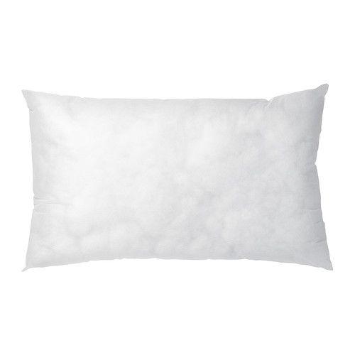INNER Sisätyyny IKEA Polyesteritäyte pitää muotonsa ja tukee pehmeästi. Sopii hyvin ristiselän tai niskan tueksi.