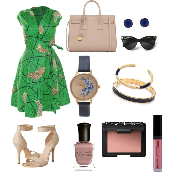 """""""Sapelle dress"""" by tianna-3 on Polyvore"""