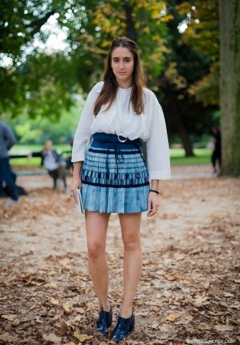 STYLE DU MONDE / Paris FW SS2014: Natacha Ramsay-Levi  // #Fashion, #FashionBlog, #FashionBlogger, #Ootd, #OutfitOfTheDay, #StreetStyle, #Style