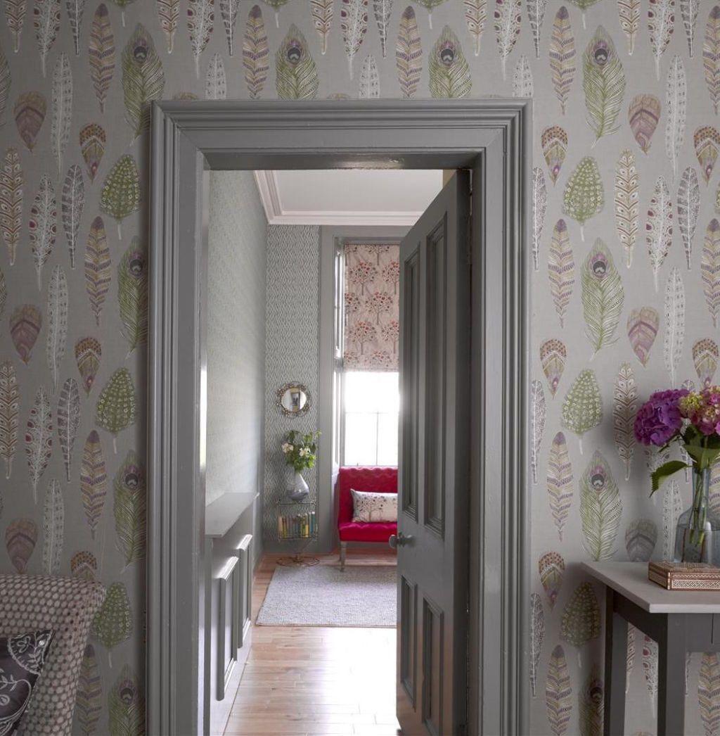 Hallways fabulous wallpaper ideas wallpaper ideas decoration