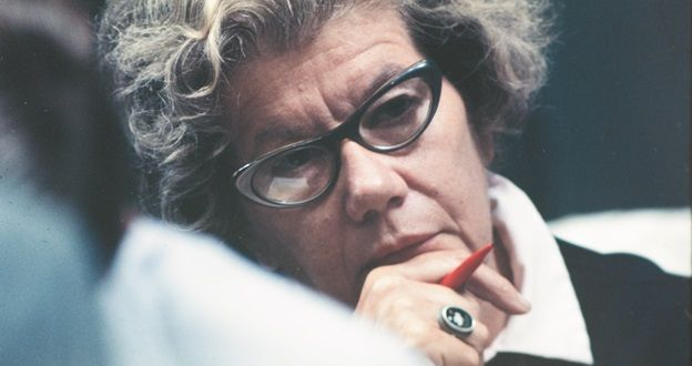 The Case for a Mary McGrory Biopic (And Who Should Take the Role)