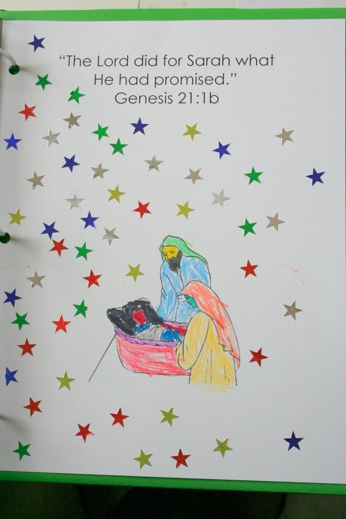 Genesis - Bible study questions, class book, workbook ...