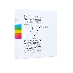 PZ 680 Colour Protection Film, 20€, by The Impossible