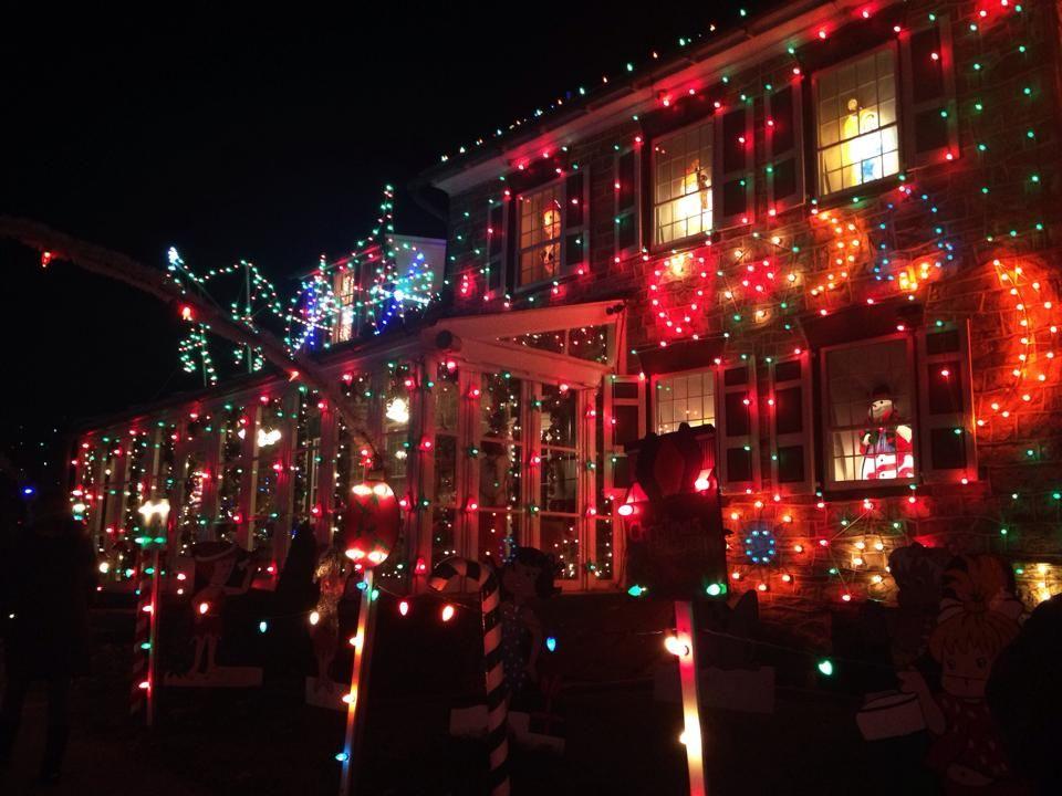 koziars christmas village pennsylvania