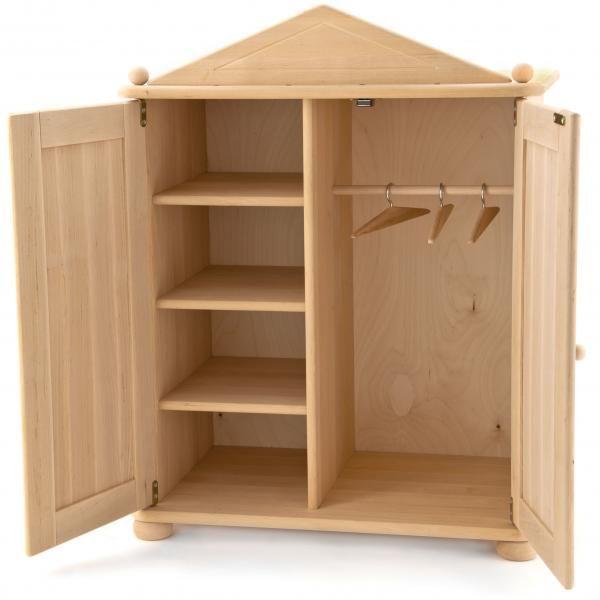 drewart puppenkleiderschrank f r puppenmuttis und papas. Black Bedroom Furniture Sets. Home Design Ideas