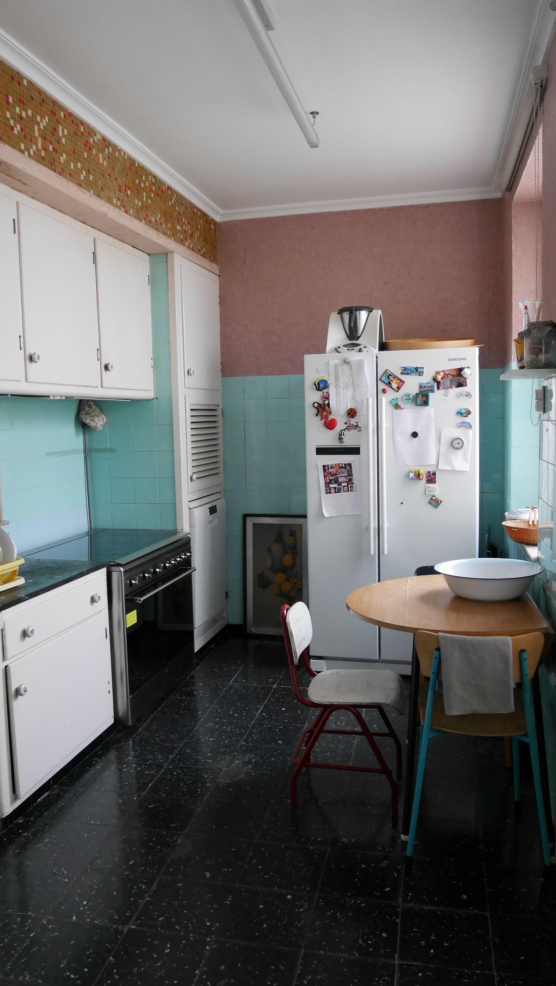 Vintage innenarchitektur menorca cocina kitchen restored authentic quintana partners home