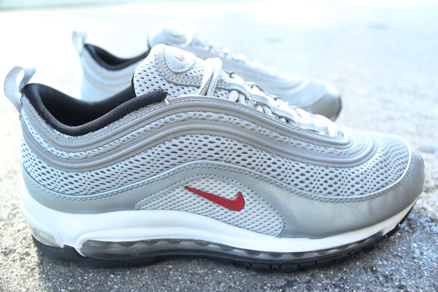 "Nike Air Max 97 | Nike Air Max 97 EM ""Silver Bullet"" Release"