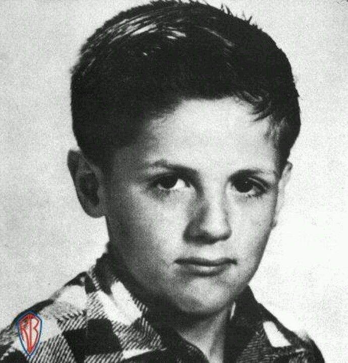 young Sylvester Stallone | Famous kids, Young celebrities ...