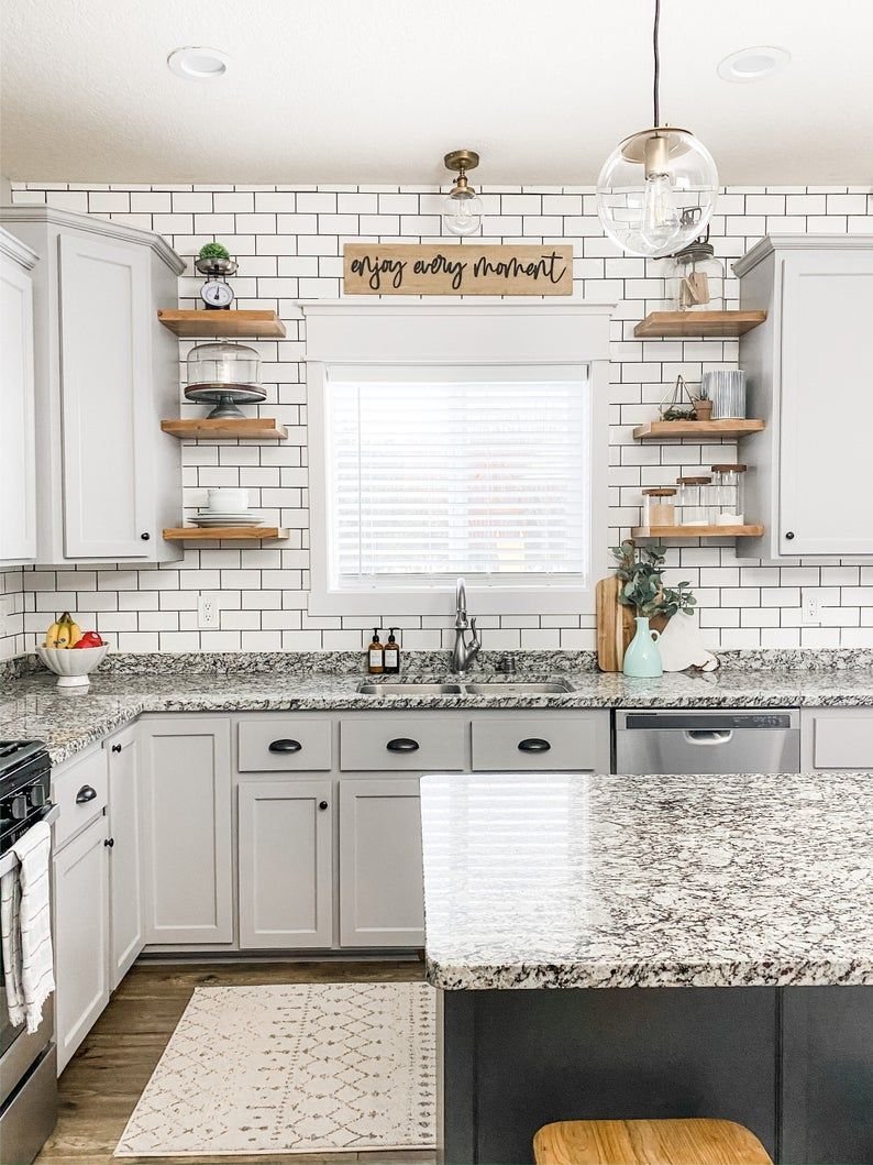5 Extraordinary Neutral Home Decor Unbelievable Ideas In 2020 Farmhouse Kitchen Design Diy Kitchen Renovation Home Kitchens