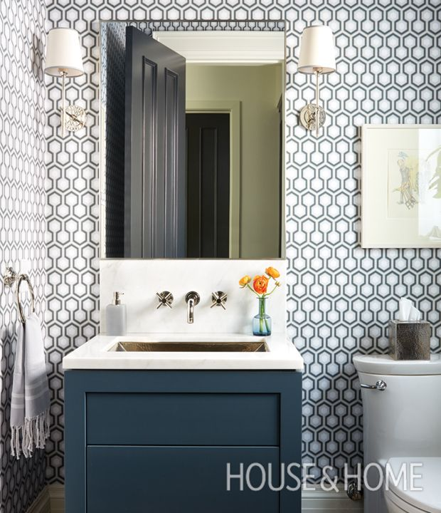 Is Navy Blue The New Black? Find 15 Fresh Decorating Ideas
