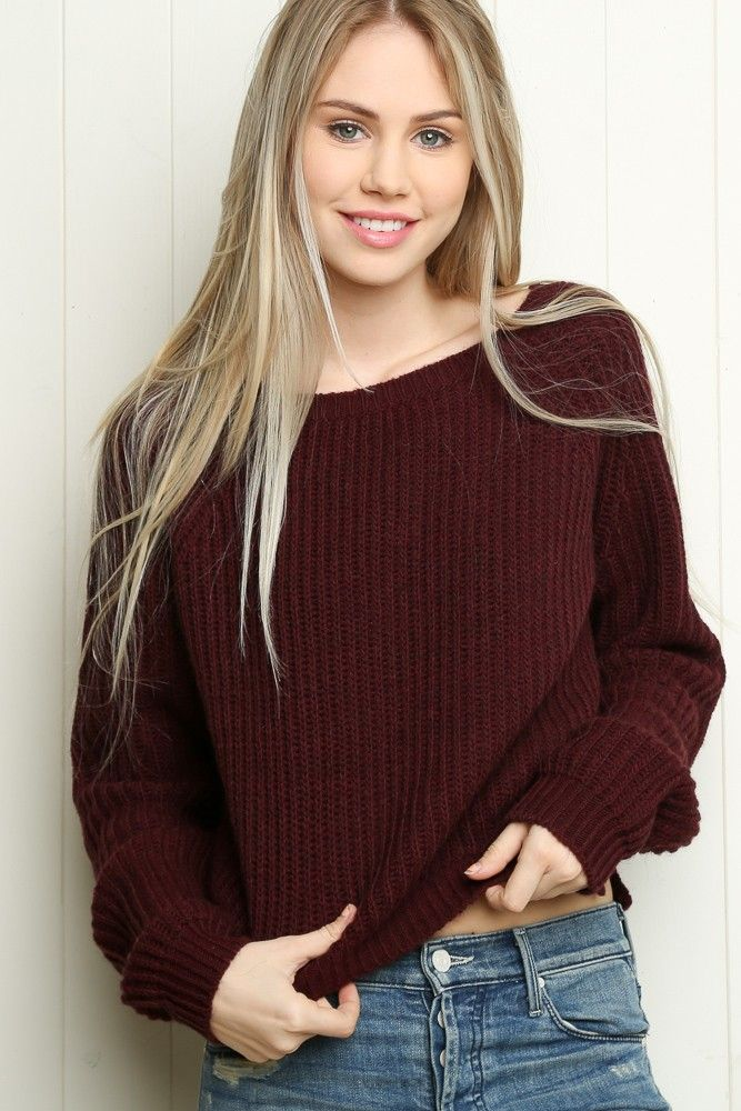 Brandy ♥ Melville | Gwen Sweater - Sweaters - Clothing