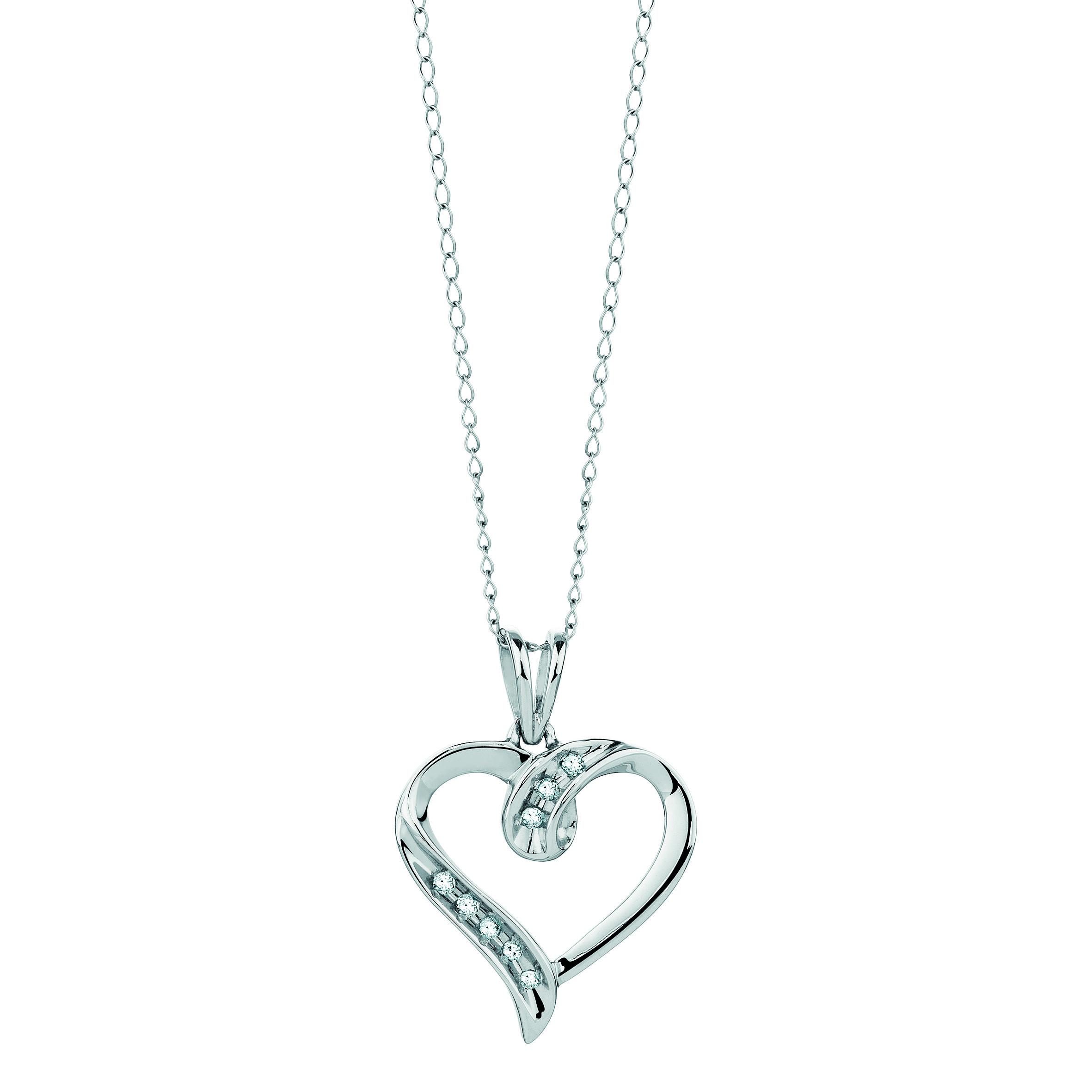 Michael hill diamond heart pendant 459 pendants pinterest michael hill diamond heart pendant 459 mozeypictures Gallery