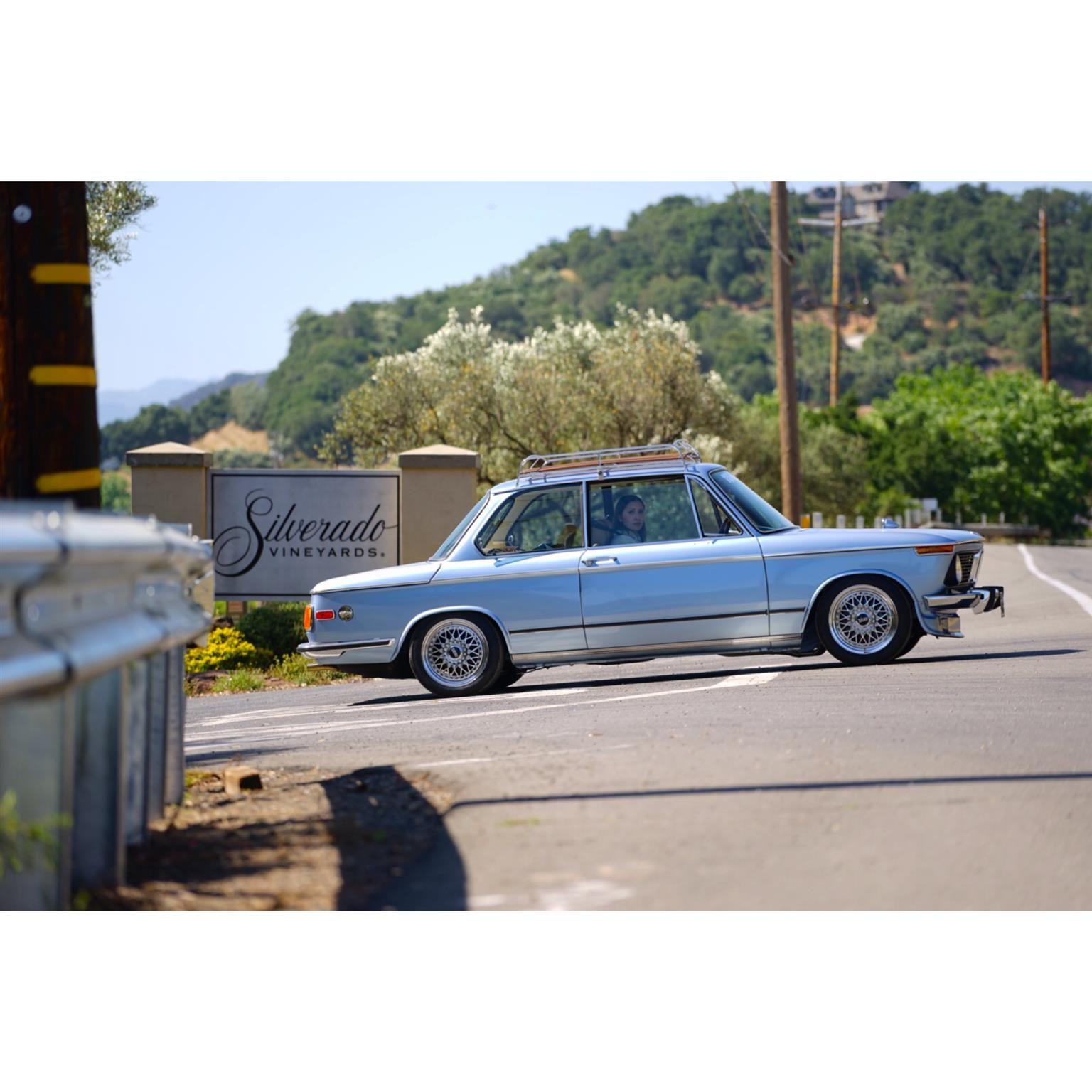 76 Bmw 2002 Modified: Bmw 2002, BMW, Custom Wheels