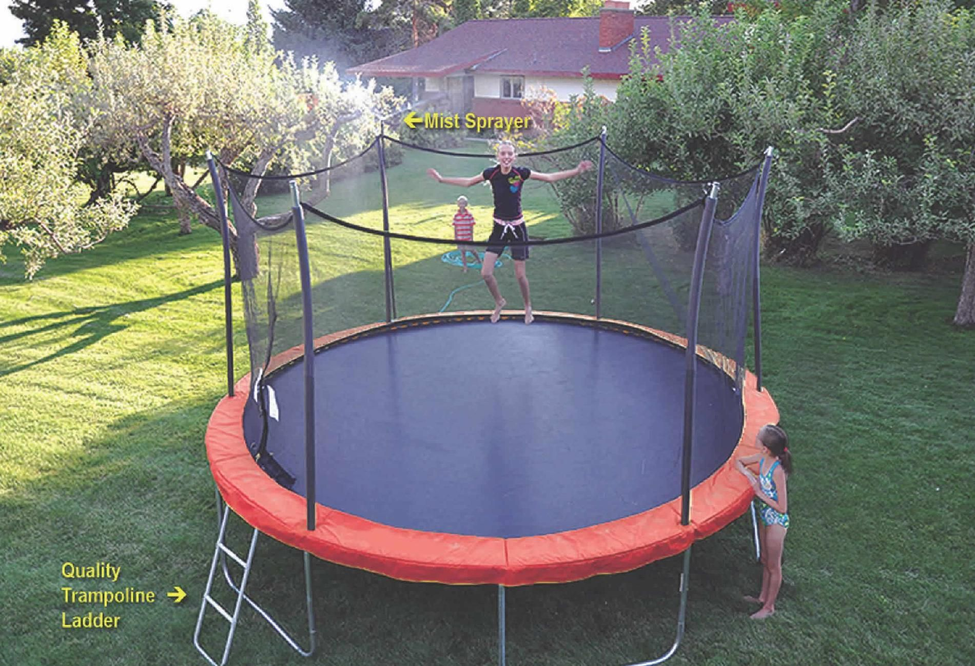 Trampolines for Sale | Kids Swing Sets - Vuly Play US