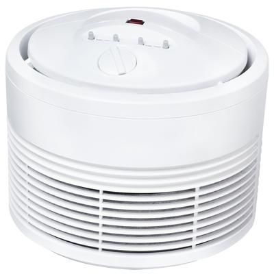 Honeywell Permanent True Hepa Round Air Purifier With Germ Reduction 50100 N Home Depot Canada Hepa Air Purifier Uv Air Purifier Air Purifier