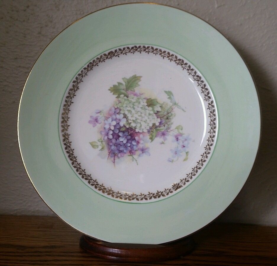 Decorative Dinner Plates Details About Vintage Clarice Cliff Newport Pottery Co Decorative
