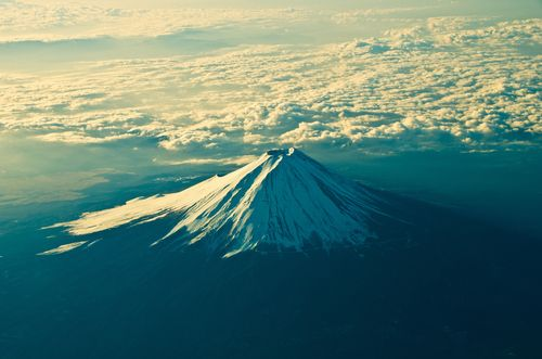 Mt. Fuji - Honshu, Japan