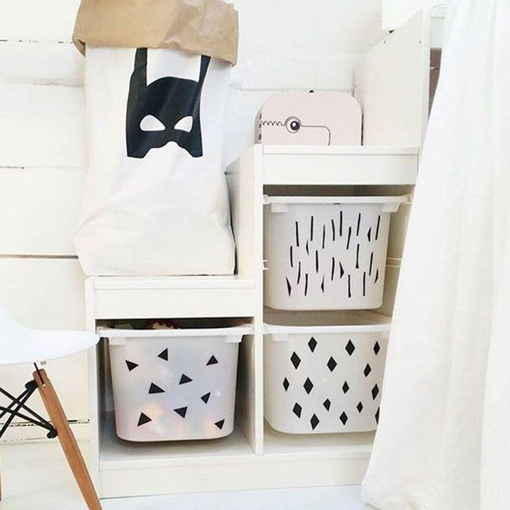 Come personalizzare i mobili ikea per bambini little for Design delle camere dei bambini