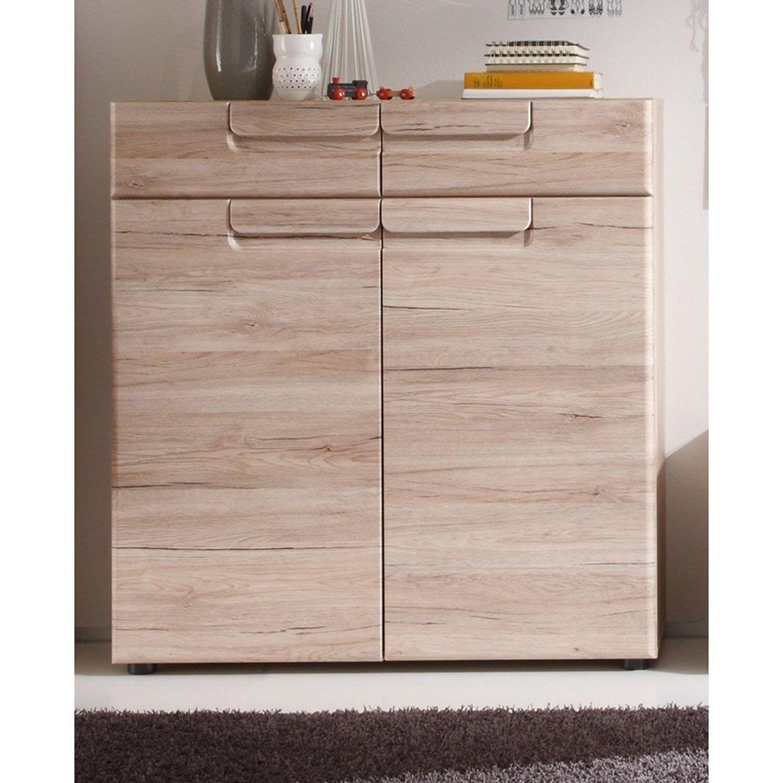 Sideboard Buffet Cabinet Sideboard 100 Cm Breit Sideboard Sonoma Eiche Grau Bunte Kommoden Kaufen Schuhschrank Holz Bank Mit Schuhaufbewahrung Kommode