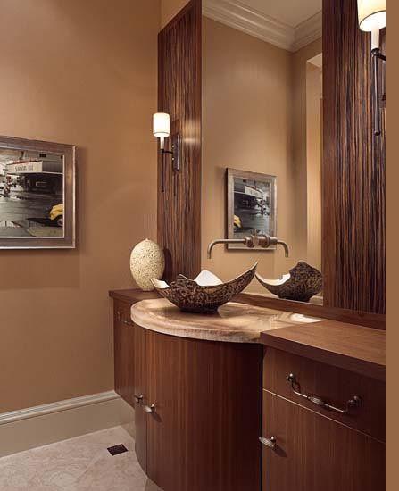 Elegant bathroom, shusterdesign | SHUSTER DESIGN ASSOCIATES INC