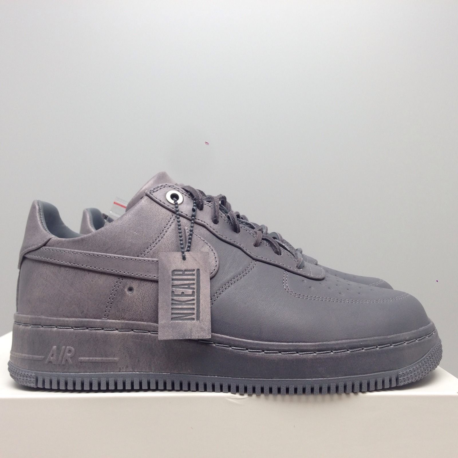 wholesale dealer aa762 e5d00 Nike Air Force 1 AF1 Pigalle Grey Low RT Tisci Supreme US 7 5 Fits Like 8  SP TZ   eBay